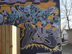 Waite House (graffluvr) Tags: house art minnesota graffiti graf cities minneapolis twin waite mpls tc twincities graff aerosol mn aerosolart graffitiart 612 waitehouse
