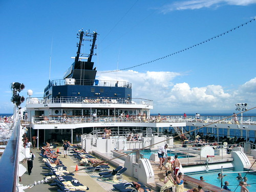 Celebrity Cruise on the Century 2003