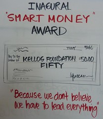 The Inaugural Smart Money Award
