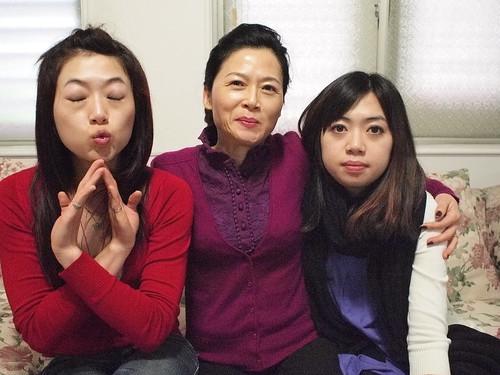 20100216-懿如&媽媽&妹妹