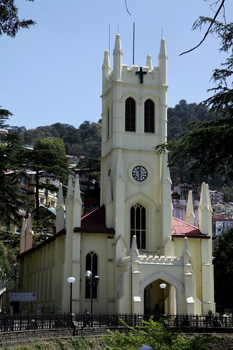 Christ Church, The Ridge (Shimla)