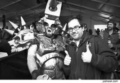 me & gwar @ SXSW 2010