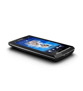 SingTel Sony Ericsson Xperia X10