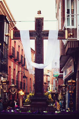 Holy Week processions in Castilla y León