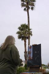 Debra Hill (Shaunie123) Tags: ca music food art festival garden local winters pleinair