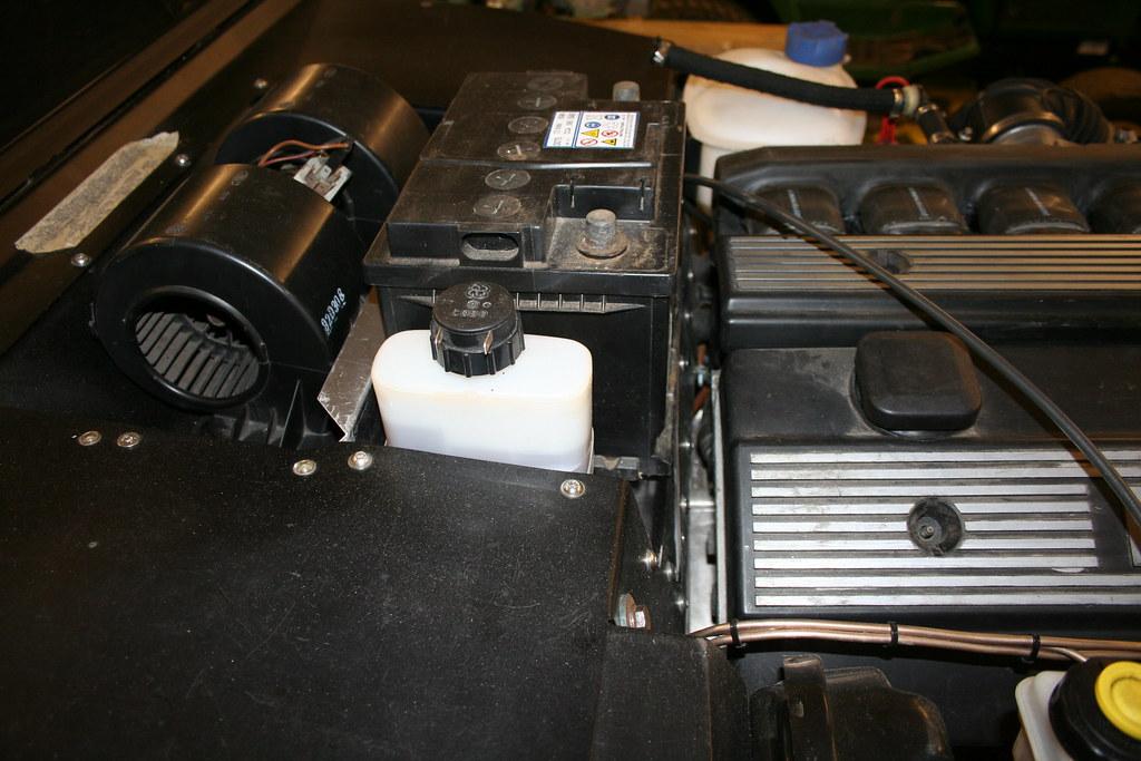 Battery - Heater Tray 4