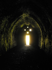 (Hannard) Tags: brick rural train victorian ruin railway tunnel lincolnshire disused ruined decommissioned dismantled wolds withcall