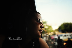 take me home (cteteris) Tags: city travel light bus window sunglasses dark thailand publictransportation bokeh bangkok sp carli homesick nonthaburi theself 2470mm28 nikond700 bus134 gettyimagessingaporeq1