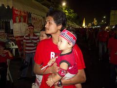 Red fans (Kapscha) Tags: thailand bangkok udd