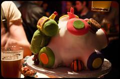 Katamari cake