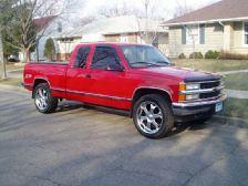 chevy 1998 silverado