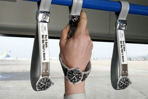 IWC' Big Pilot Watch
