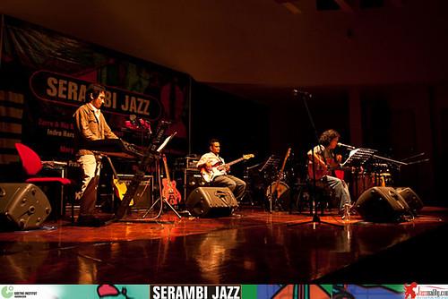 Serambi Jazz - Zarro - Indro (3)