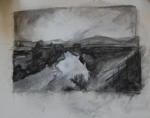 Landscape Sketches #3