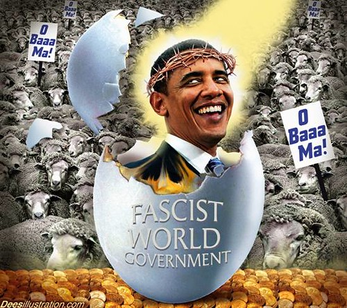 (hatch_dees) The NEW WORLD ORDER. FASCISM