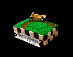 Dirtbike Cake (BradyCakes) Tags: cake dirtbike