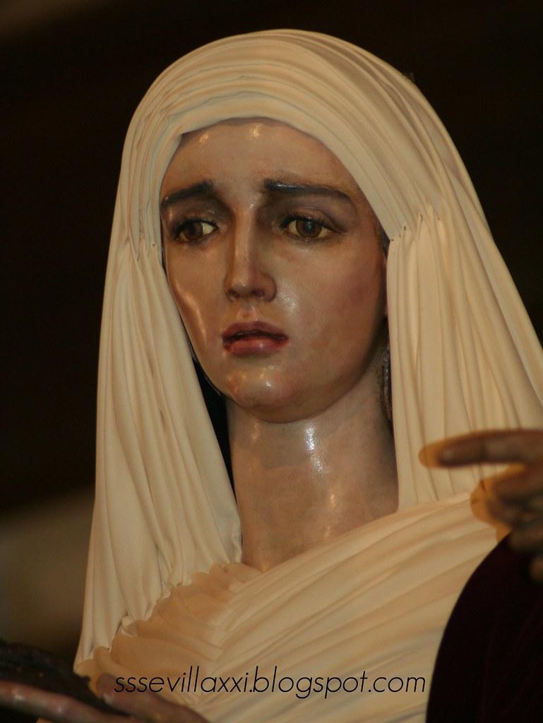 Santa María de Cleofás. Misterio del Traslado del Sepulcro. 2010