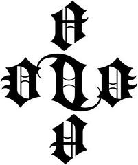 """""""ODO"""" & """"HDO"""" Ambigram"""
