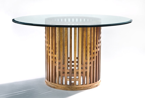 Phillip Sell, Cicada: Round Dining Table