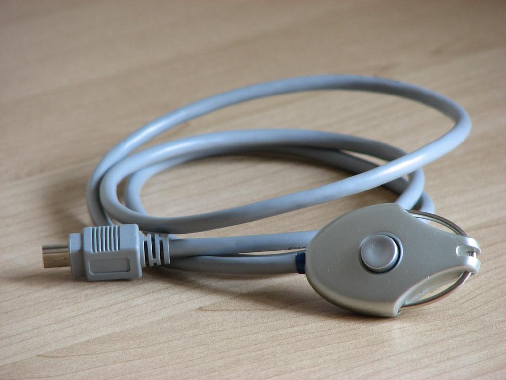 USB camera remote control
