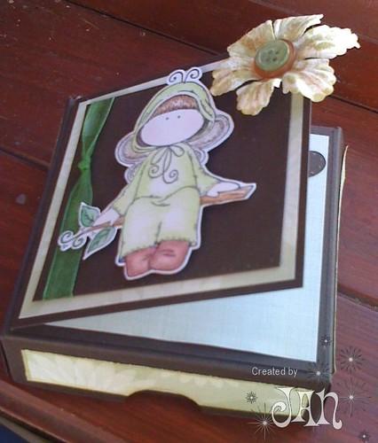 Hanglar card Box