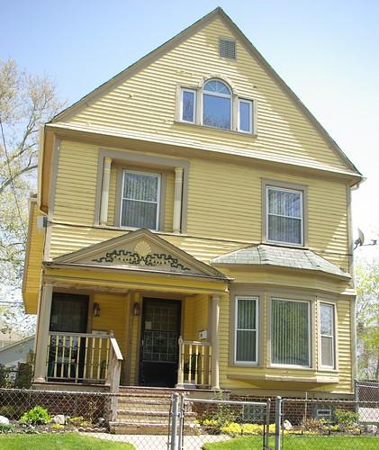 Robert Butler Residence