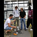 Essai des appareils de mesure  prêtés par Météo-France Toulouse