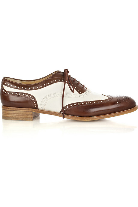 church's blondie leather brogues net a porter