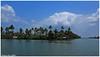 Sky meets Lake (Naseer Ommer) Tags: lake canon lagoon backwaters alleppey blueribbonwinner coconutpalmtrees naseerommer canoneos5dmarkii