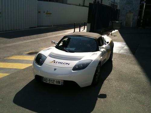 Tesla@Panasonic