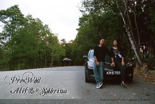 Pre-Wed | Alif & Sabrina