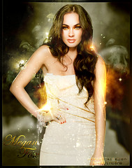 60.Megan Fox (Feat; Britney's Hotline) (Brayan E.) Tags: show texture forest photoshop gold design spears circus no smoke stock banner megan header fox font gwen deviantart britney tutorial stefani blend dobt