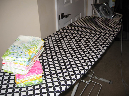 Ironing Board cover - after