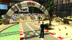PlayStation Home - ModNation Racers