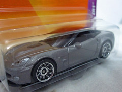 MBX Corvette ZR1 Error (Jose Michael S. Herbosa) Tags: error corvette diecast hairstrand matchboxerror