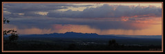 Rain Over The Sutter Buttes (orovillesue) Tags: ca sunset usa northerncalifornia rainclouds sutterbuttes oroville buttecounty
