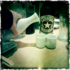 beer hotsake sappporo