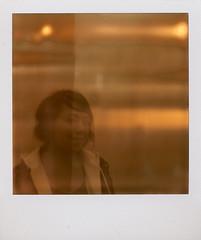 mathilde (sdzn) Tags: polaroid sx70 px100 sdzn