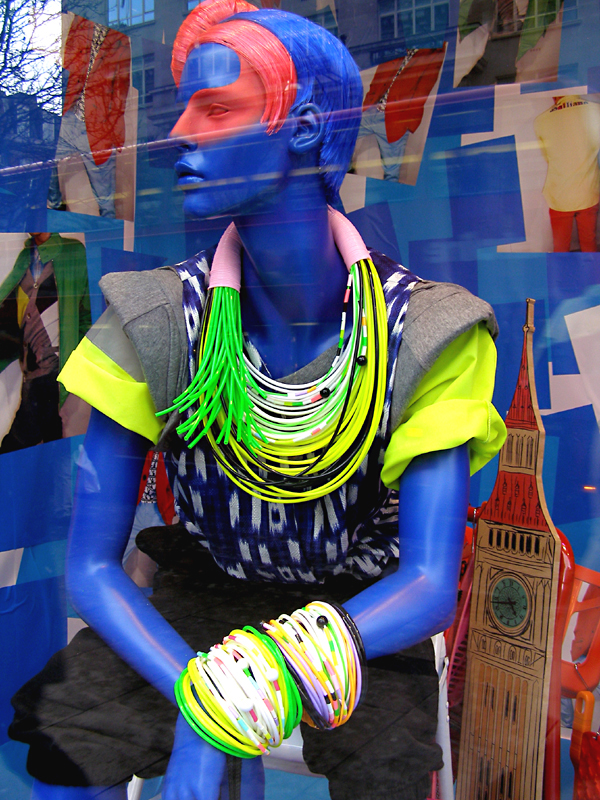 london selfridges window_1