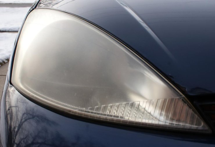 Clearing Hazy Head-Lamp Housings on a Budget | Ask a Pro Blog