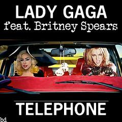 Lady Gaga Ft.Britney Spears - Telephone (i3adR) Tags: lady spears britney gaga