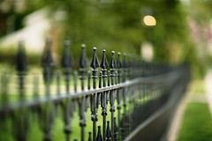 The Romance Collection Gallery Fence