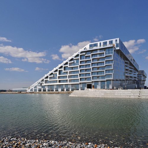 Bjarke Ingels buildings in Copenhagen