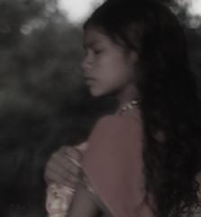 Open Hair (Muria 12) (Collin Key (away)) Tags: india youth jungle ind adivasi chhattisgarh muria bastar youthhouse ghotul collinkey artistictreasurechest chelik gondtribes tribalpeopleofindia villagedormitory motiari kingdomoftheyoung remawand