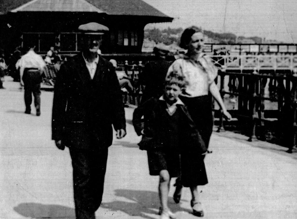 Mr John Young July 1932