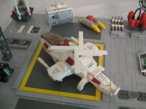 The RADAR Class Palindrome Gunship