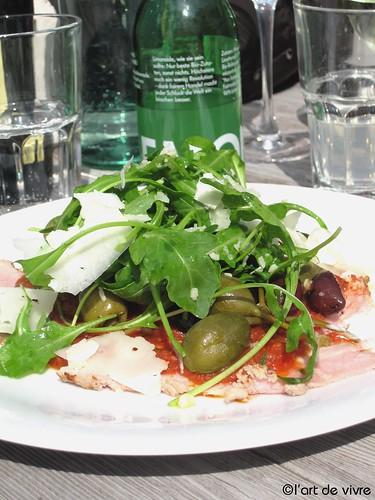 Bullerei Deli - Vitello Tomato