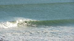 Surfing Manu Bay, Raglan