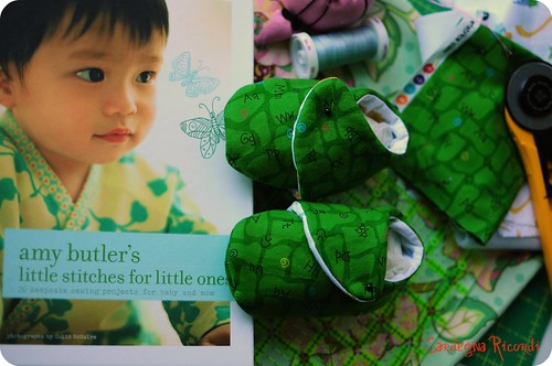 Amy Butler's little stiches for little one