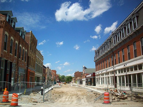 Crown Square in the other direction (courtesy of ONSL Restoration Group)
